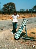 At the  Tropic of Capricorn